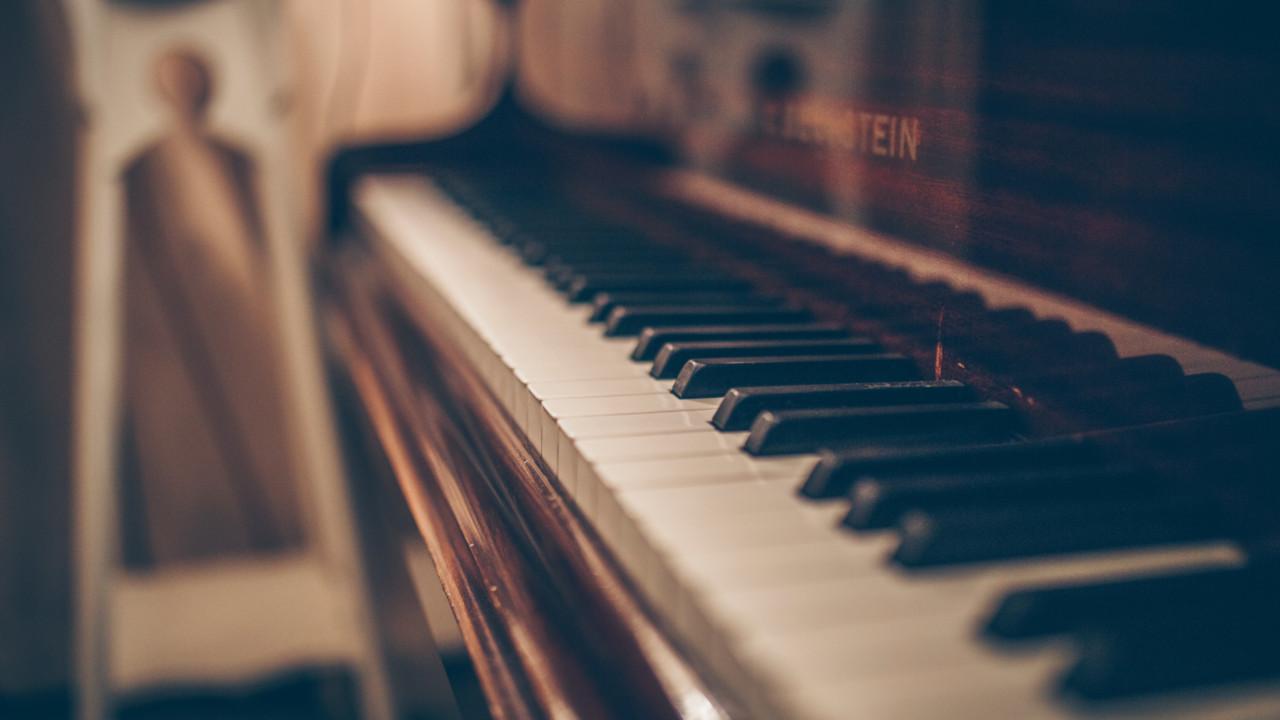 Teclas e Notas - Aprenda Teclado e Piano Online