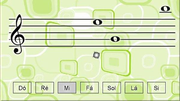 Claves: aprendendo o nome das notas